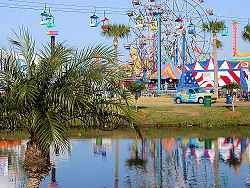Florida State Fair in Tampa Florida