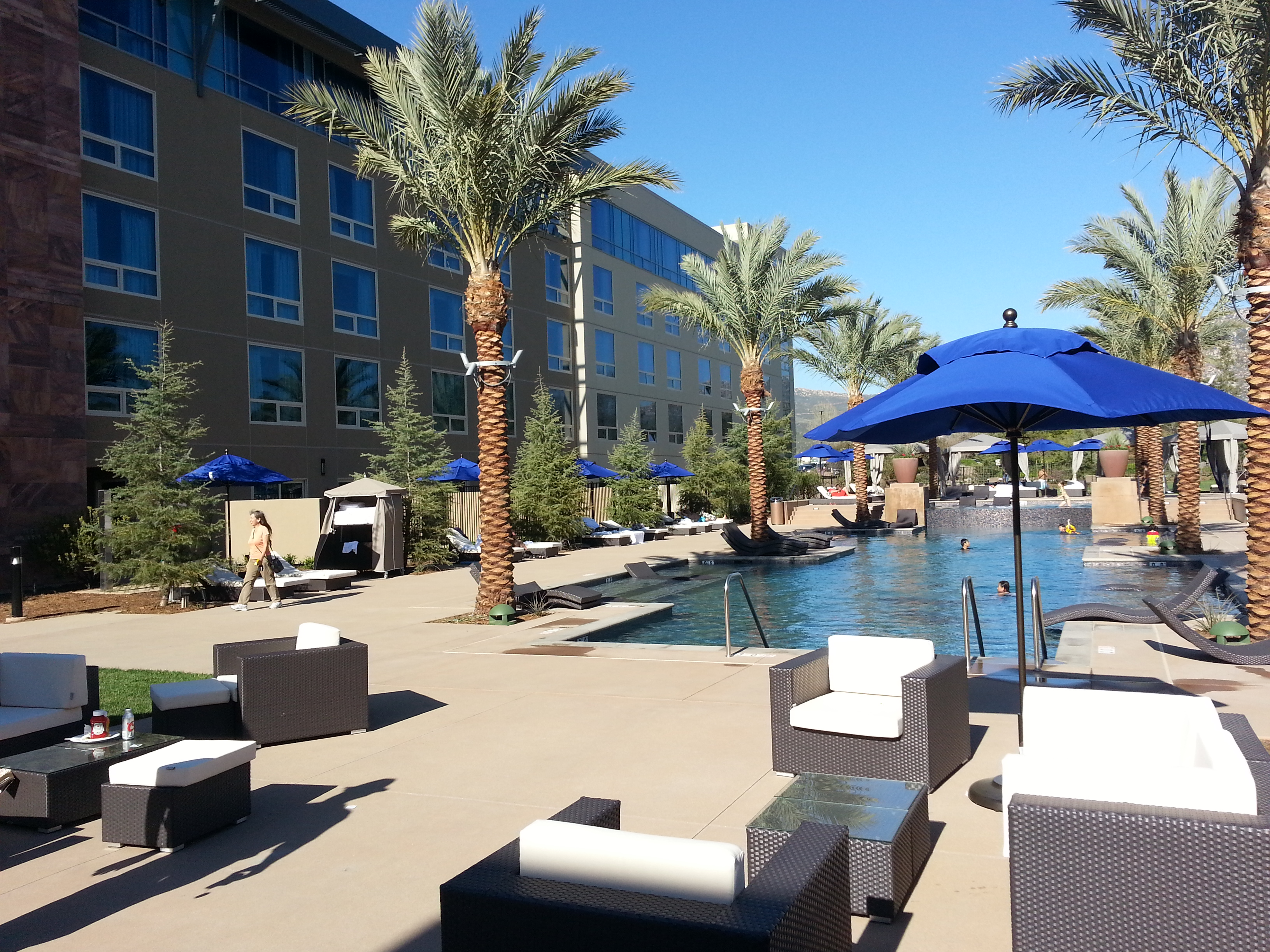 Viejas Resort Hotel Gets Aaa Four Diamond Award Gothere