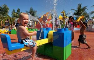 legoland water park fun